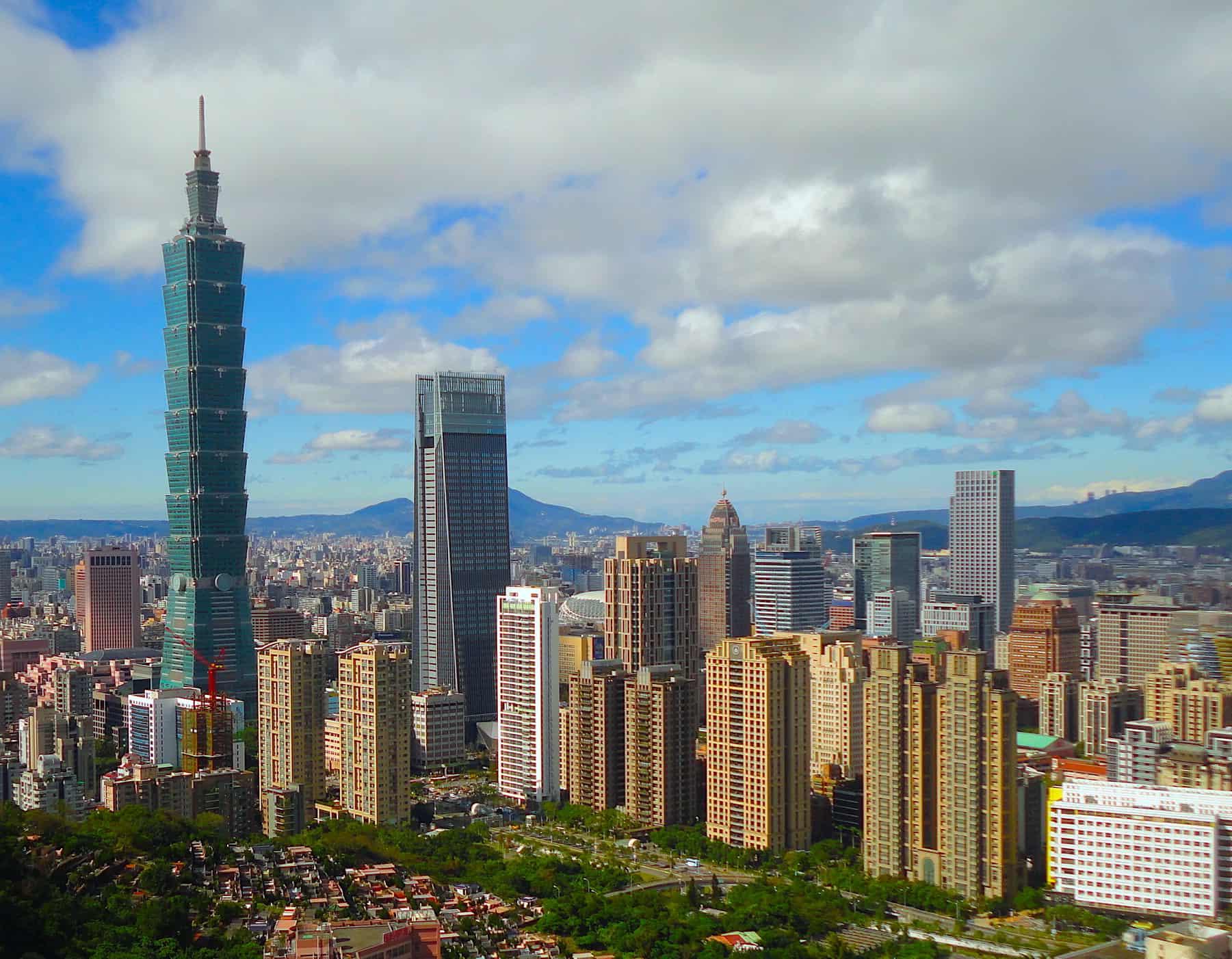 Taiwan Public Holidays 2020
